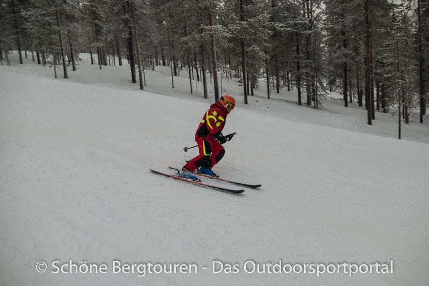 Levi in Lappland - Ski Patrol