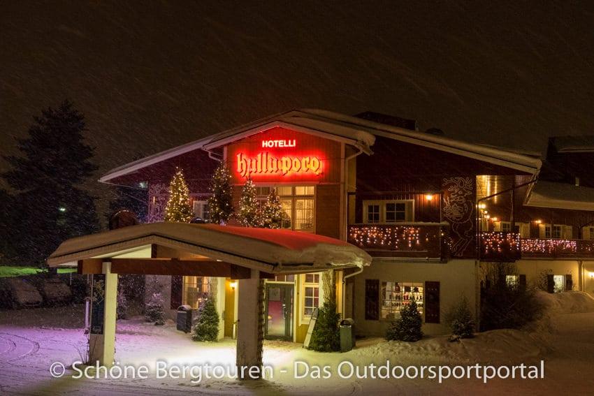 Levi in Lappland - Hotel Hullu Poro