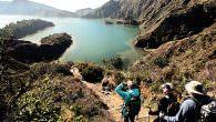 Wir entführen Sie für diese Erlebniswanderung auf die größte und abwechslungsreichste Insel der Azoren, nach Sao Miguel. Weite, stille Landschaften, sattes Grün, das alle Hänge überzieht, der Talkessel von Furnas, […]