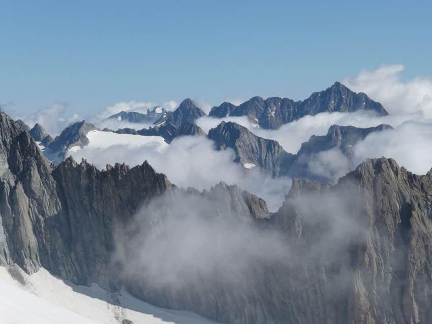 BergaufBergab - Die Bergketten der Urner Alpen