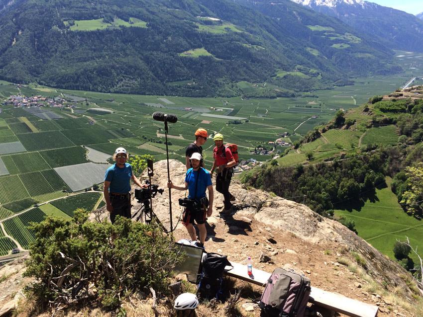 Klettersteig Vinschgau : Klettersteige für fortgeschrittene in südtirol u liste