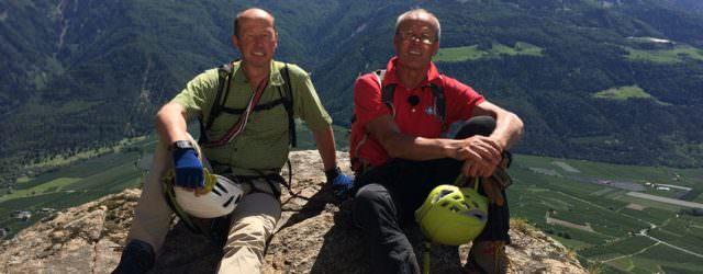 """Bergauf-Bergab – Das Bergsteigermagazin – Klettersteig und Mountainbike, im Vinschgau und in der Rhön… Am 28. Mai 2017 kommt um 18:45 Uhr im BR das Bergsteigermagazin """"Bergauf-Bergab"""" mit der Folge […]"""