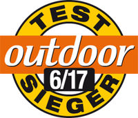 Outdoor Testsieger 06 2017