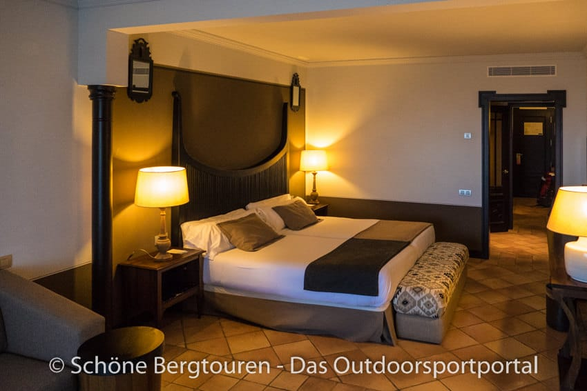 Teneriffa - Hotel Melia Hacienda del Conde