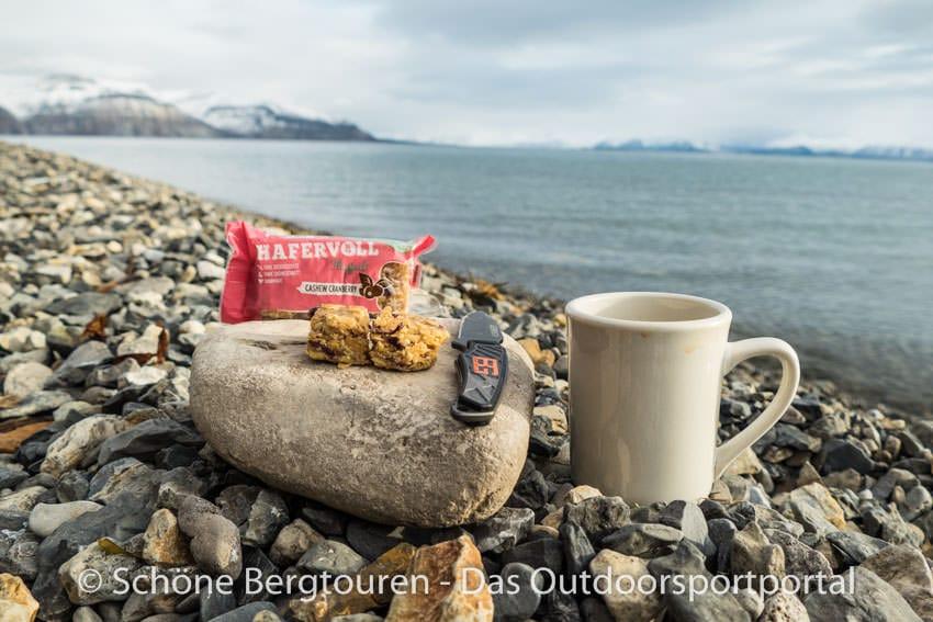 Hafervoll - Flapjacks in Spitzbergen