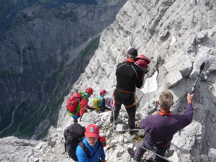 BergaufBergab - Abstieg