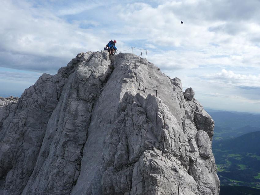 BergaufBergab - Watzmanngrat