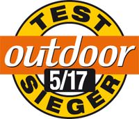 Outdoor Testsieger 05 2017