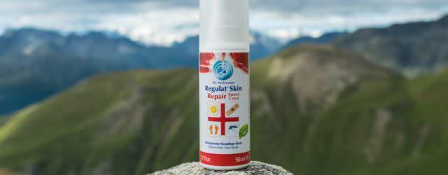 -Anzeige- Regulat Skin Repair Spray – Die Hautpflege und Soforthilfe für Unterwegs… Produktvorstellung, Praxiseinsatz Das Regulat Skin Repair Spray ist ein biologisches Hautpflegespray, welches sich als Sofort-Hilfe, zur therapiebegleitenden Pflege […]