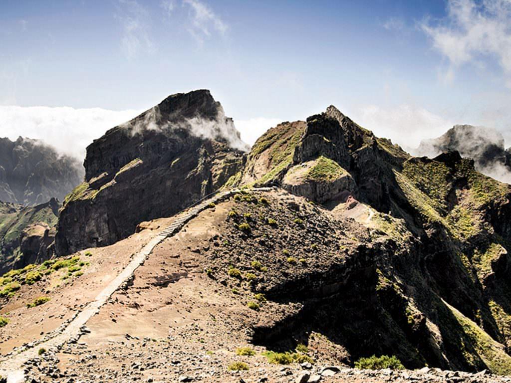 ASI Reisen - Pico do Areeiro