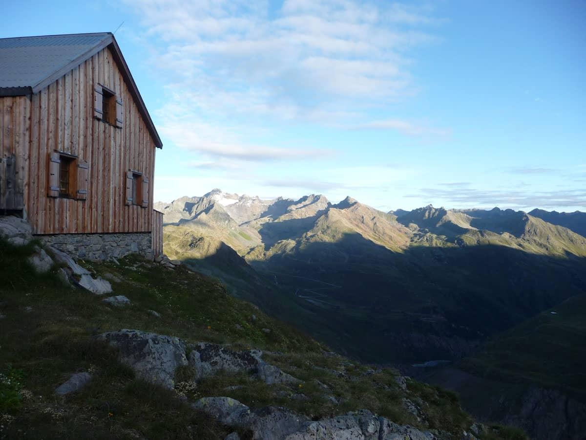 BergaufBergab - Naturstimmungen um die Huette