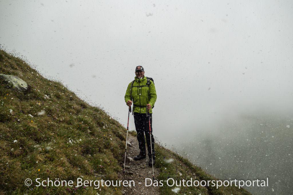Kesch-Trek - Schneefall