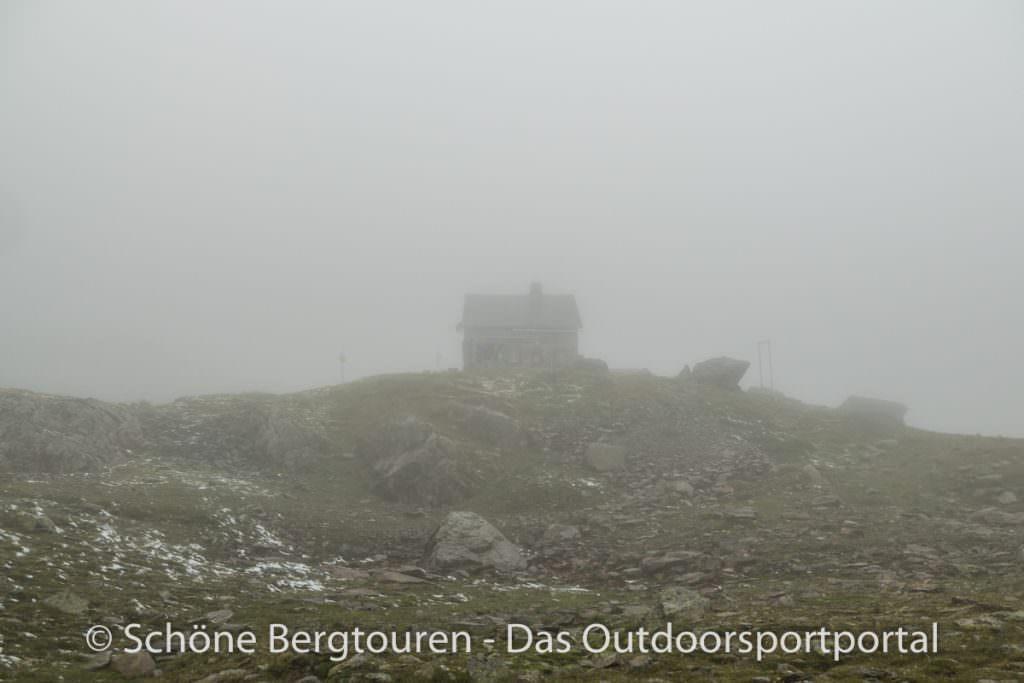 Kesch-Trek - Grialetsch-Huette