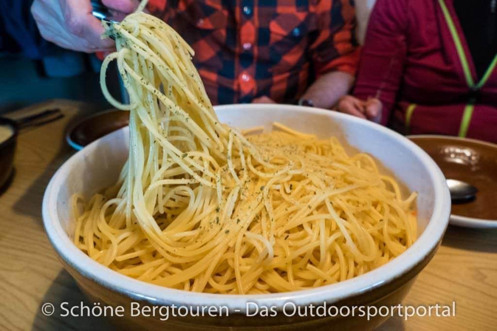 Kesch-Trek - Spaghetti