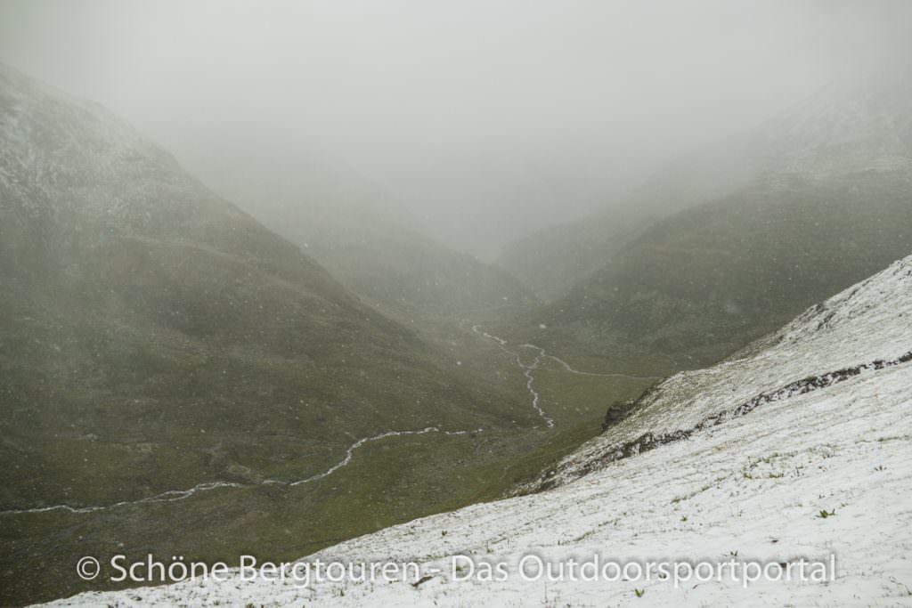 Kesch-Trek - Val Funtauna