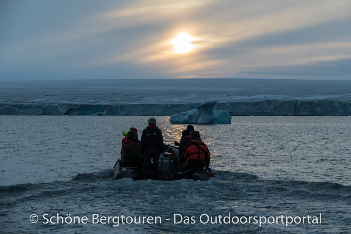 Spitzbergen - Isispynten