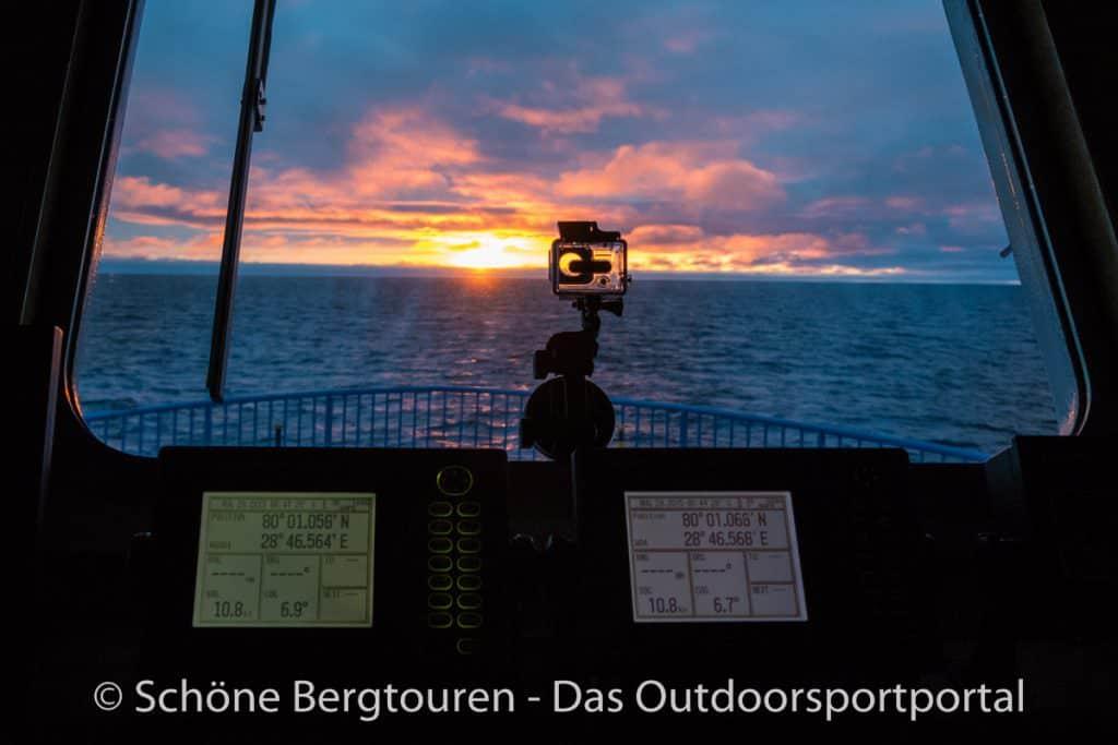 Spitzbergen - 80ter Breitengrad