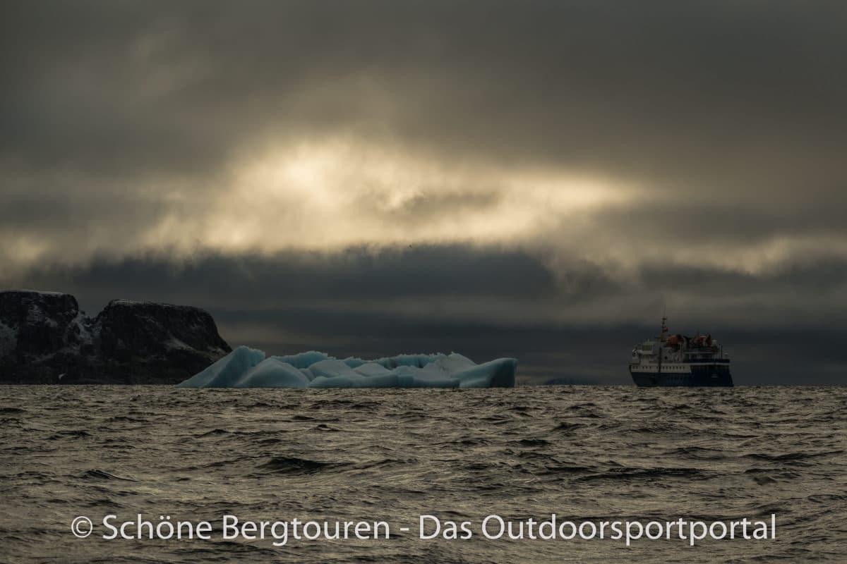 Spitzbergen - Insel Karl XII-oya