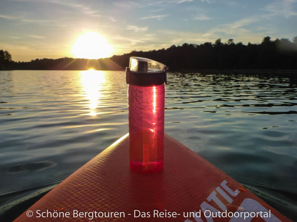 Thermos Hydration Bottle - Stand Up Paddling