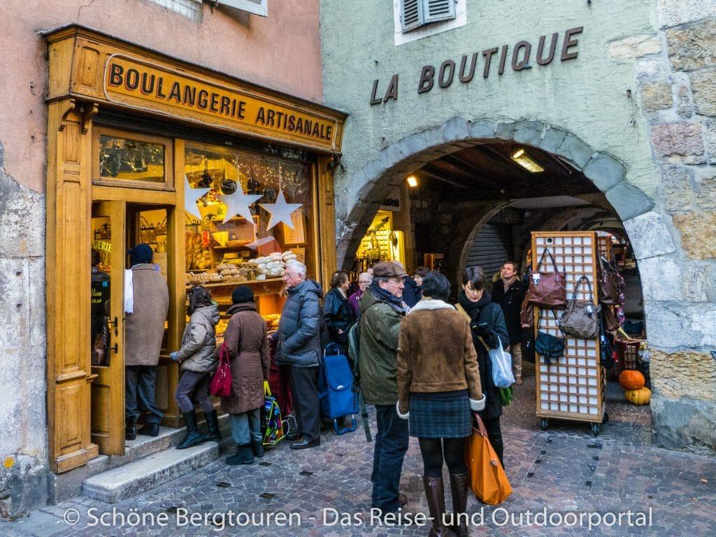 Annecy - Boulangerie Artisanale Marmillon