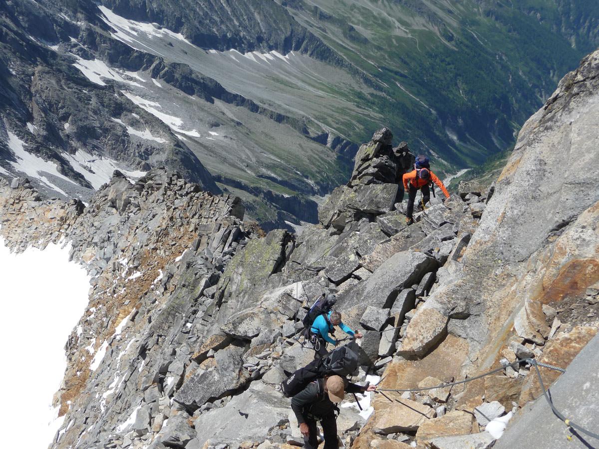 BergaufBergab - Auf der Schneide des Detmolder Grats