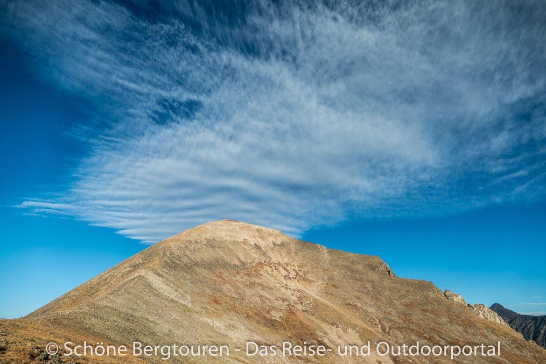 Breckenridge - Quandary Peak Gipfel
