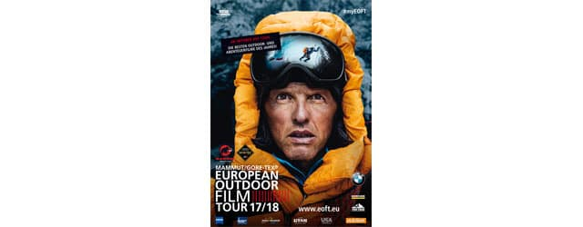 E.O.F.T. 2017/18 – Trailer, Termine, Programm, Infos… Ab dem 06. Oktober 2017 ist die European Outdoor Film Tour (E.O.F.T.) wieder unterwegs. Bereits zum 17. Mal zeigt das Programm der European […]