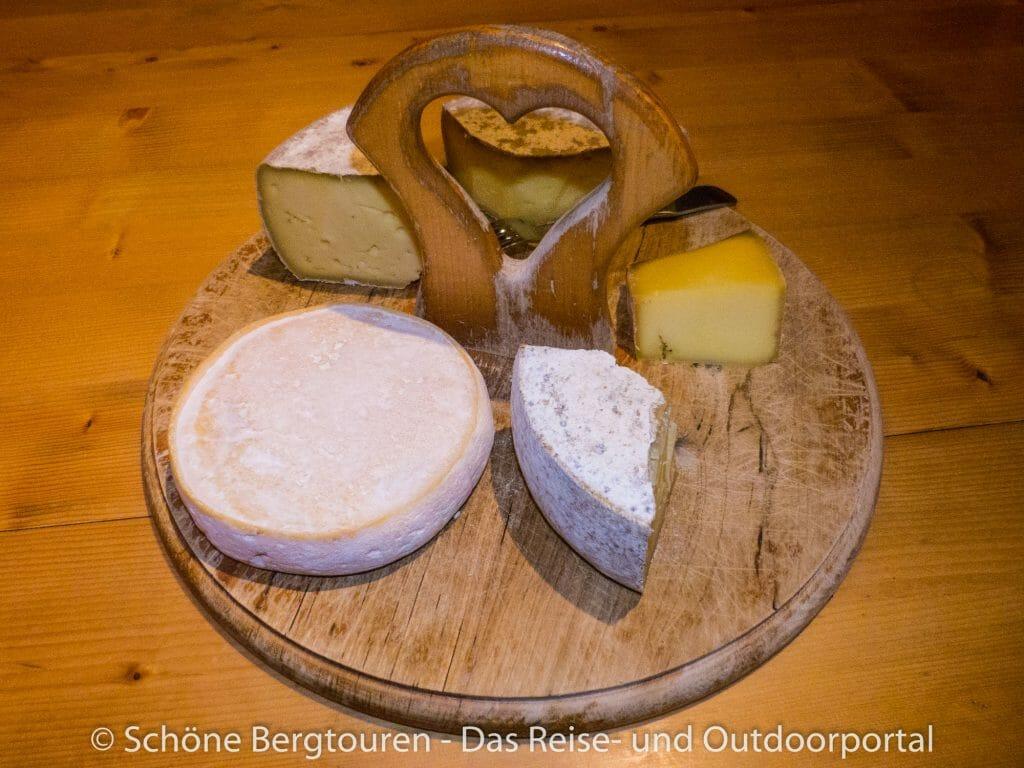 Gite Chez Merlin - Plateau de Fromages