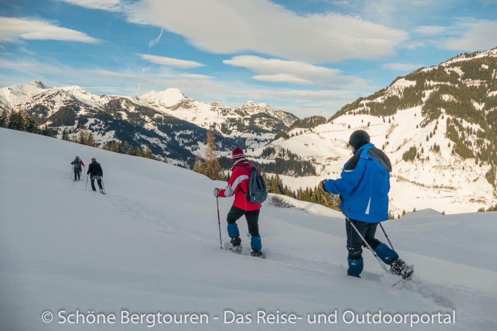 Grossarltal - Schneeschuhwandern