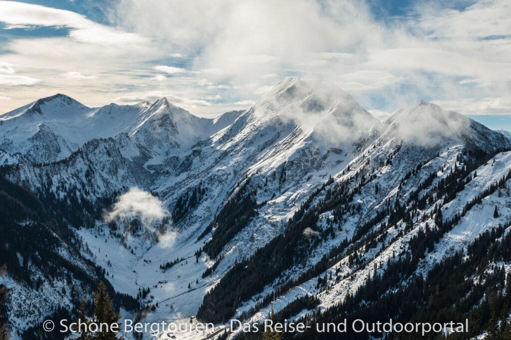 Grossarltal - Bergpanorama