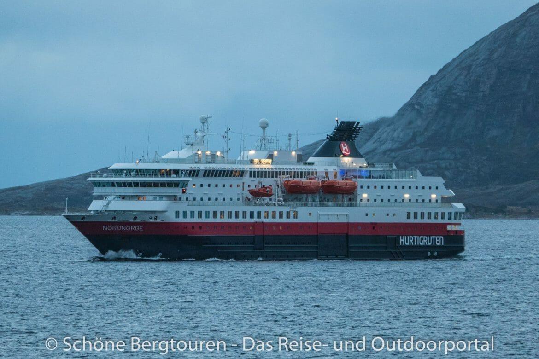 Hurtigruten - MS Nordnorge