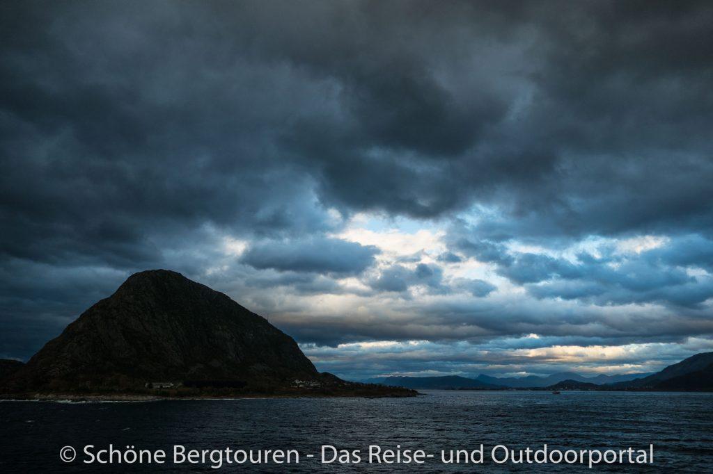 Hurtigruten - Norwegische Küste