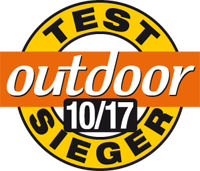 Outdoor Testsieger 10 2017
