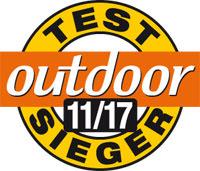 Outdoor Testsieger 11 2017
