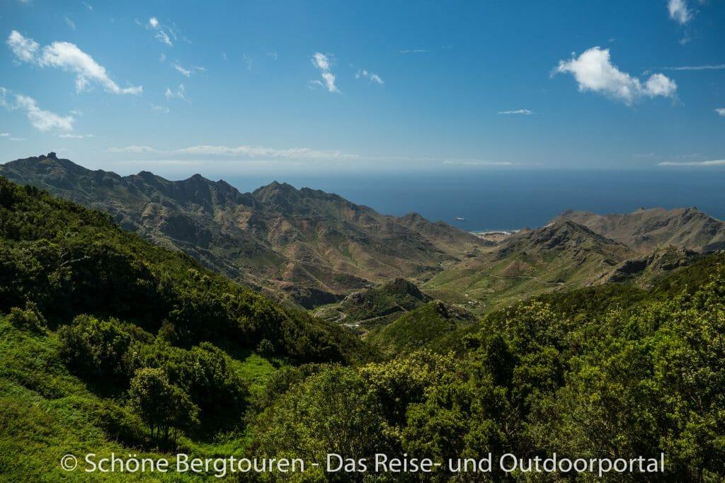 Teneriffa - Albergue Montes de Anaga