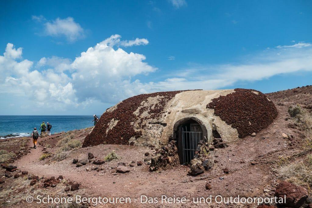 Teneriffa - Alter Bunker