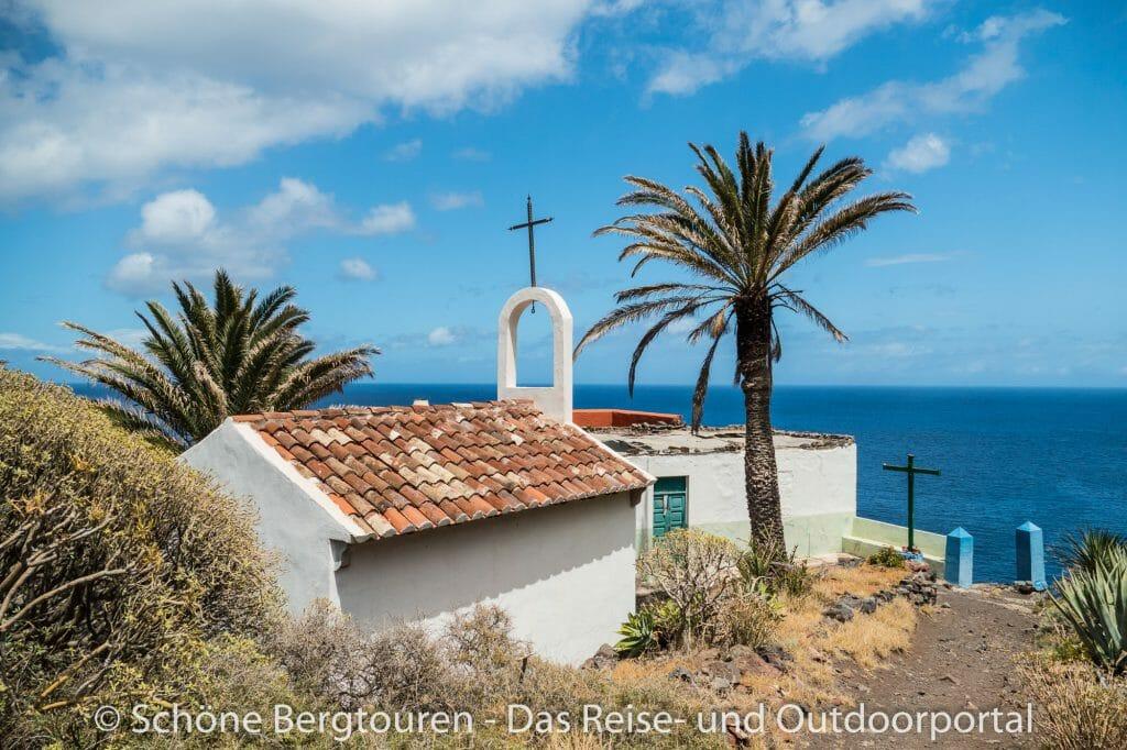 Teneriffa - Kirche in Roque Bermejo