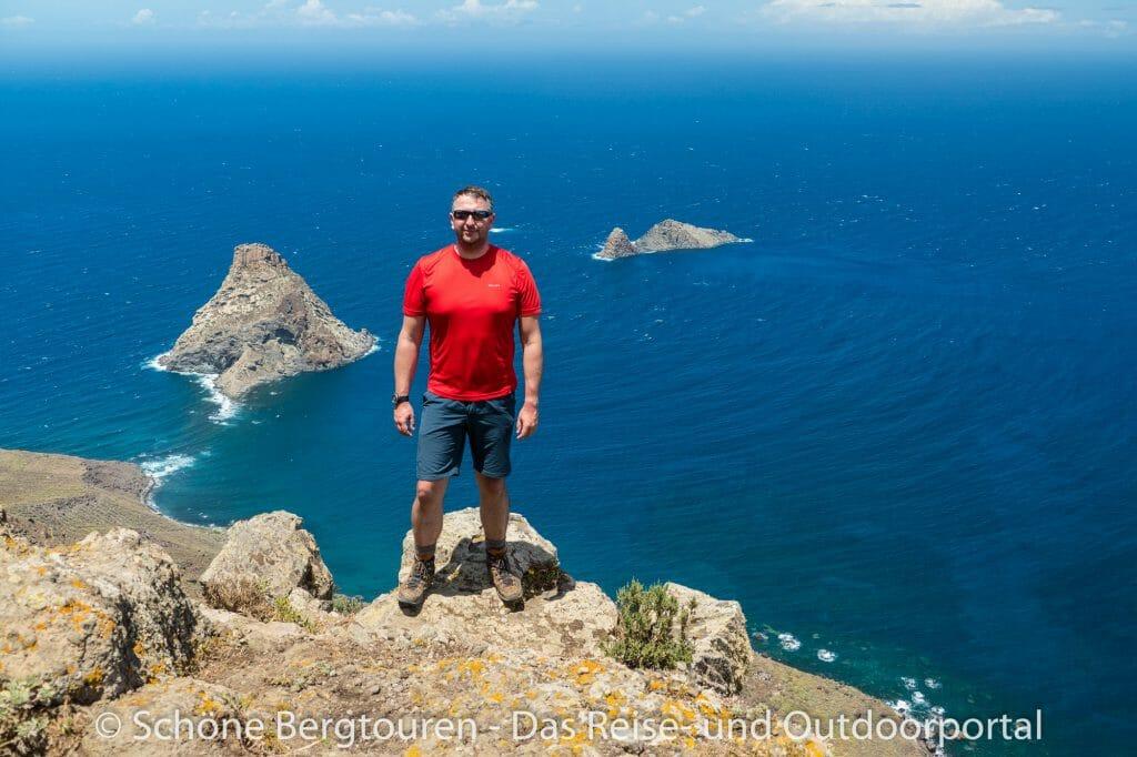 Teneriffa - Steilküste