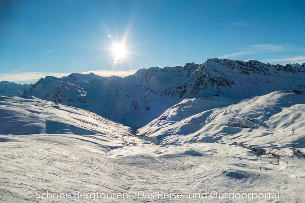 Val d Isere - Col de L Iseran