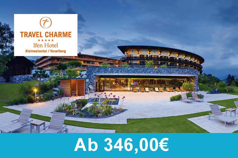 Travel Charme Ifen Hotel - Alpenpreise 2018