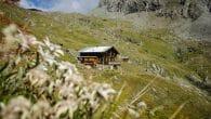 Eisseehütte (2.521m Höhe)