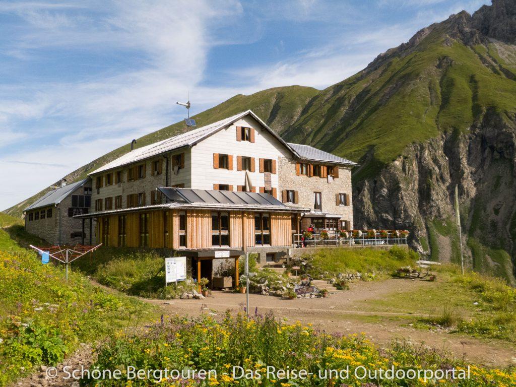 Allgäuer Alpen - Kemptner Hütte