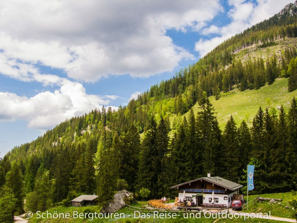 Berchtesgadener Alpen - Koenigsbachalm