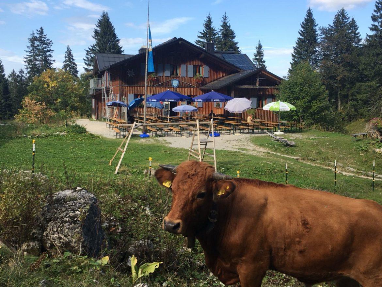 Deutschland - Bayern - Bayerische Voralpen - Tutzinger Hütte