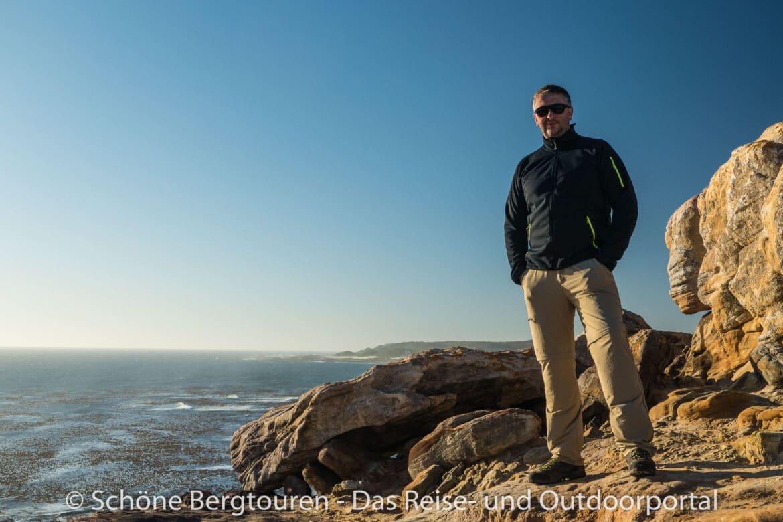 Haix Pro Jacket Windstopper - Kap der Guten Hoffnung