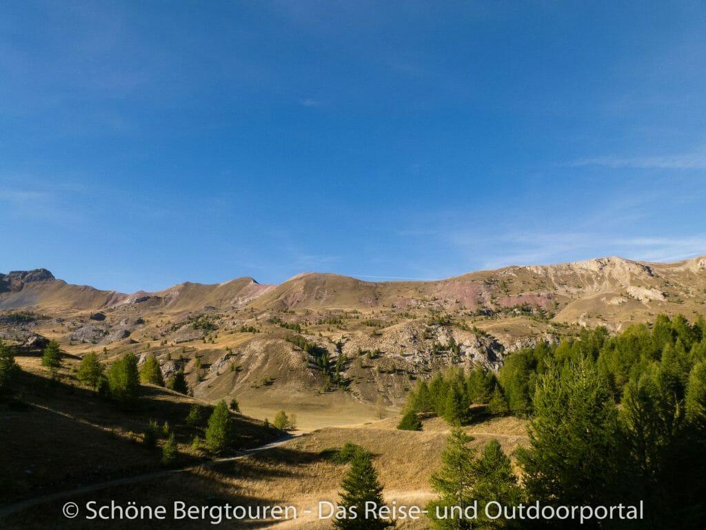 Hautes-Alpes - Cirque de Morgon