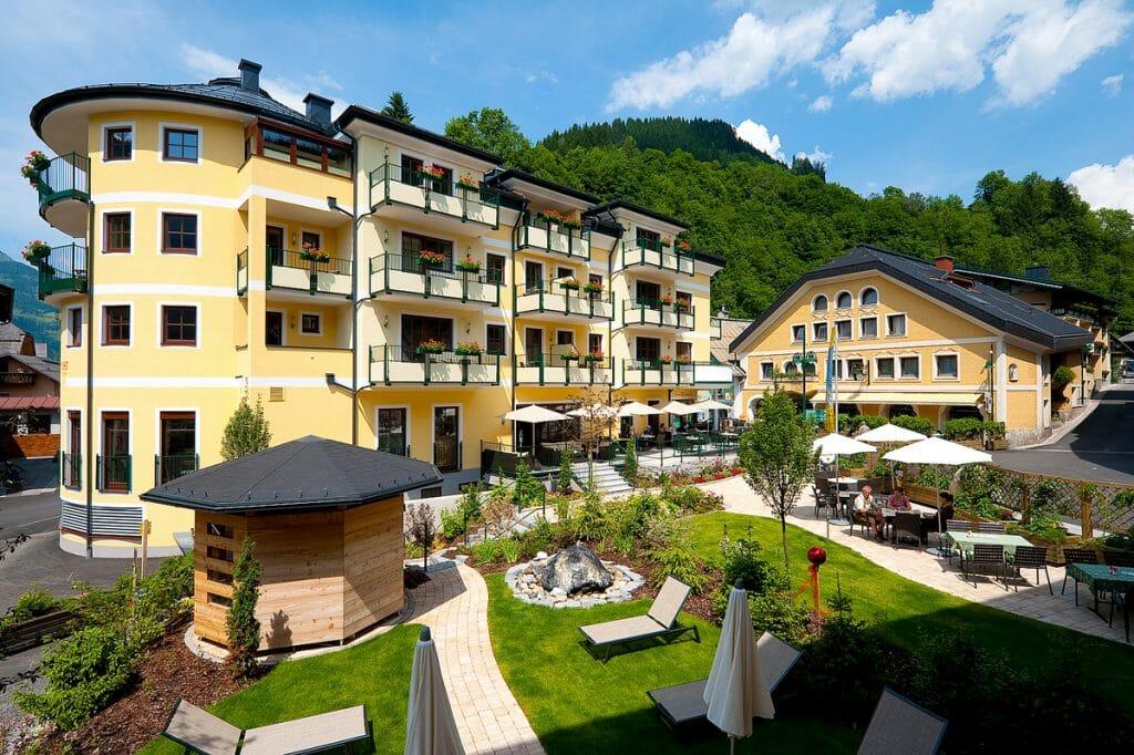 Hotel Alte Post Schone Bergtouren Wandern Outdoor Reisen