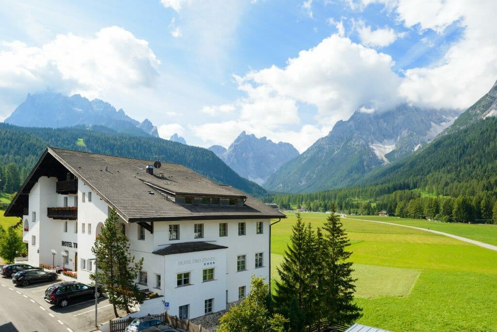 Hotel Drei Zinnen Schone Bergtouren Wandern Outdoor Reisen