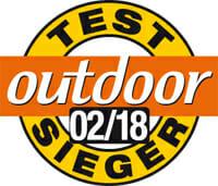 Outdoor Testsieger 02 2018