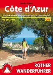 Rother Wanderfuehrer - Cote d Azur